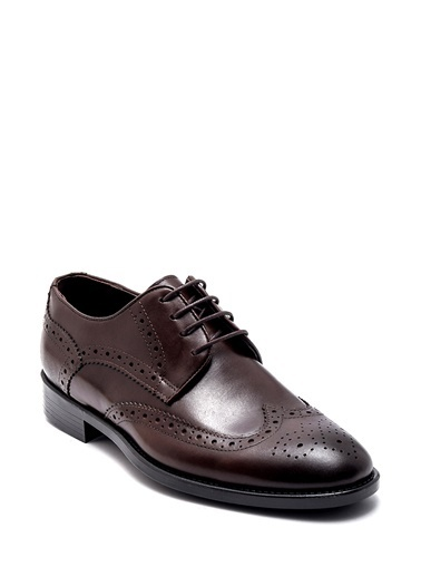 Derimod Erkek Ayakkabı(7260) Klasik Kahve